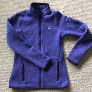 Women Patagonia Better Sweater Jacket